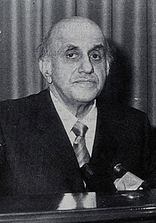 Edmond Naïm en 1988. Source Photo: Wikipedia