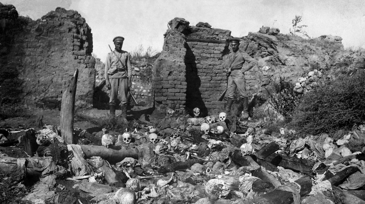 Le Génocide Arménien