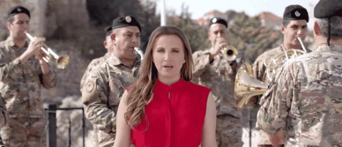 Tania Kassis, la fondatrice de One Lebanon