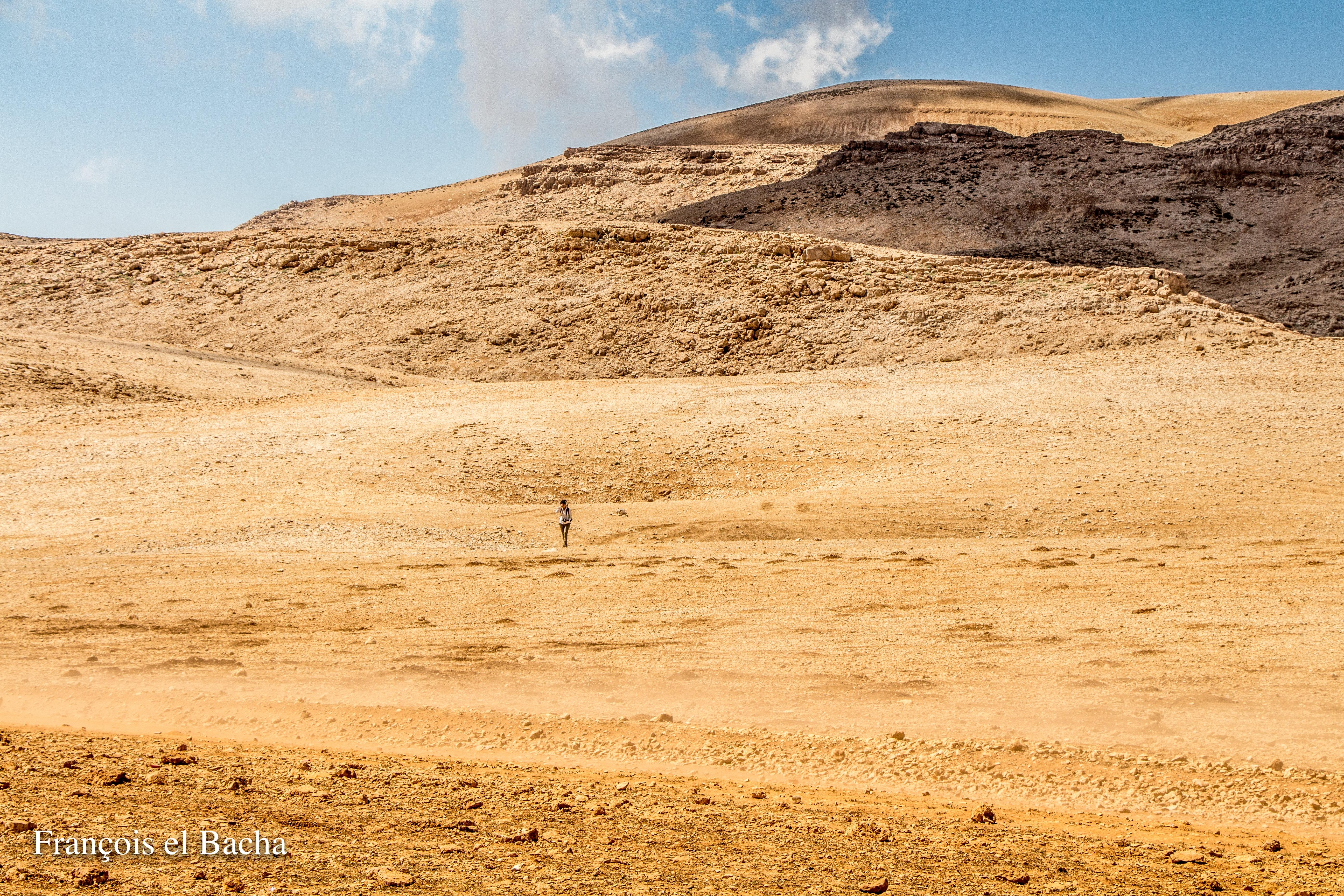 Scènes de la randonnée menant à Kornet Saouda, Crédit photo: François el Bacha, tous droits réservés. Visitez mon blog http://larabio.com