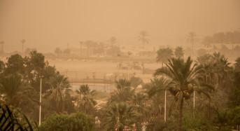 Tempête de Sable au Liban