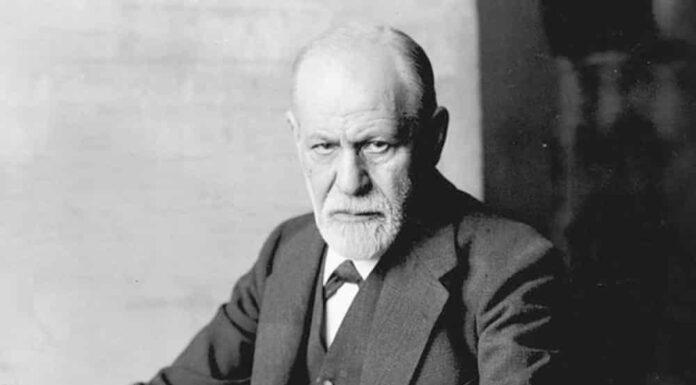 Photo de Sigmund Freud, père de la psychanalyse, 1926 - source : Domaine Public