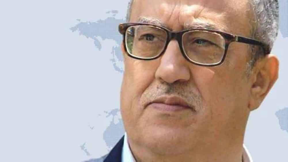 L'écrivain Nahed Hattar, assassiné par un islamiste en Jordanie.