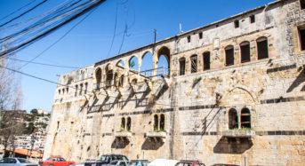 L'image du Mercredi: la citadelle de Hasbaya