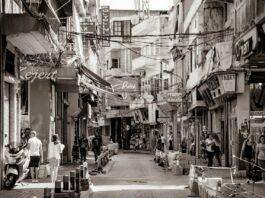 Une ruelle de Bourj Hammoud, quartier arménien de Beyrouth. Source Photo: Pixabay.com
