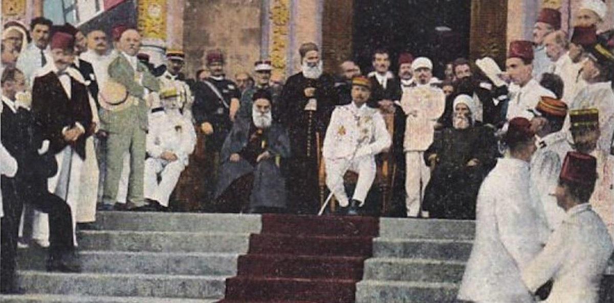 Dossier Proclamation du Grand Liban
