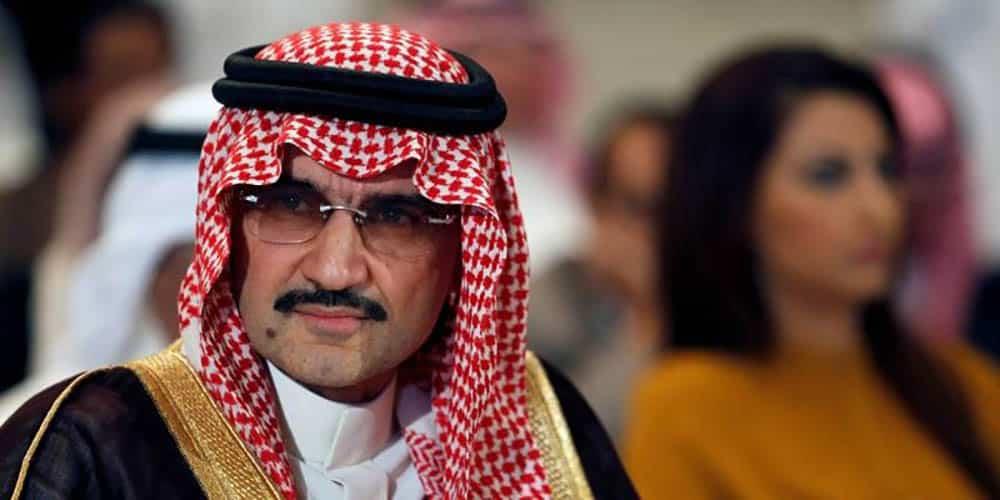 Le Milliardaire Walid Ben Talal