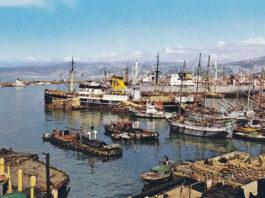 Old Beirut Port de Beyrouth