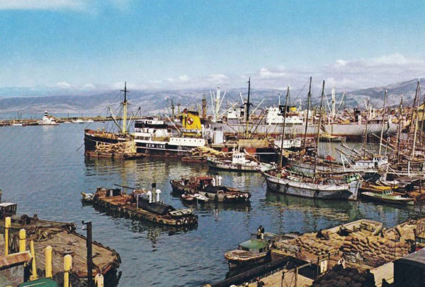 Old Beirut Port De Beyrouth
