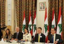 Mrs. Rubina Abu Zeinab, EU Ambassador Christina Lassen, Mr. Gilles de Kerchove, Mr. Lawrence Meredith, Mr. Jorge Bento Silva