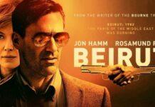 L'affiche du Film Beirut