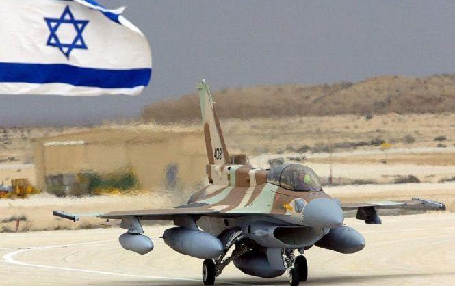 L'armée israélienne a bombardé la Syrie