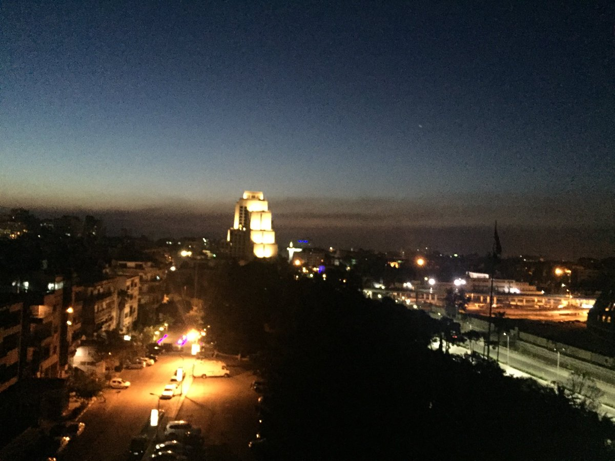 Le calme de retour à Damas, ce samedi 14 avril après une nuit de frappes de la coalition contre des infrastructures militaires syriennes.