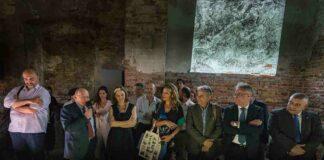 Légende des photos: Inauguration du Pavillon du Liban