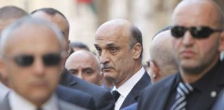 Le dirigeant des Forces Libanaises, Samir Geagea. Source: Parti des Forces Libanaises