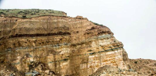 Les Carrières de Jabal Hadid, dans les hauteurs du Kesrouan. Crédit Photo: François el Bacha pour Libnanews.com