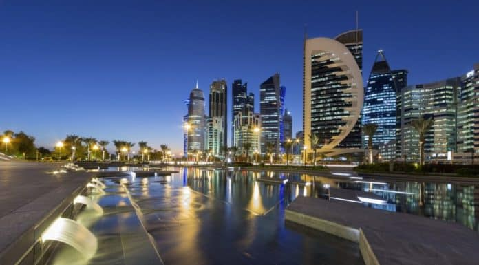 Paysages urbains au Qatar. Source Photo: Pixabay.com