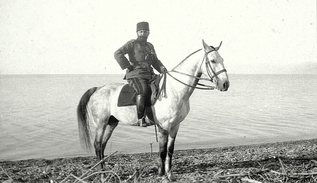 Jamal Pacha, dit le Boucher ou Jamal le Sanguinaire. Il est considéré comme responsable du génocide arménien et de la Grande Famine du Liban