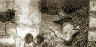 Dossier la Grande Famine du Mont Liban. Crédit Photo DR