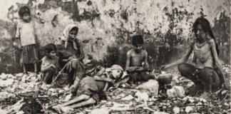 La Grande Famine au Liban