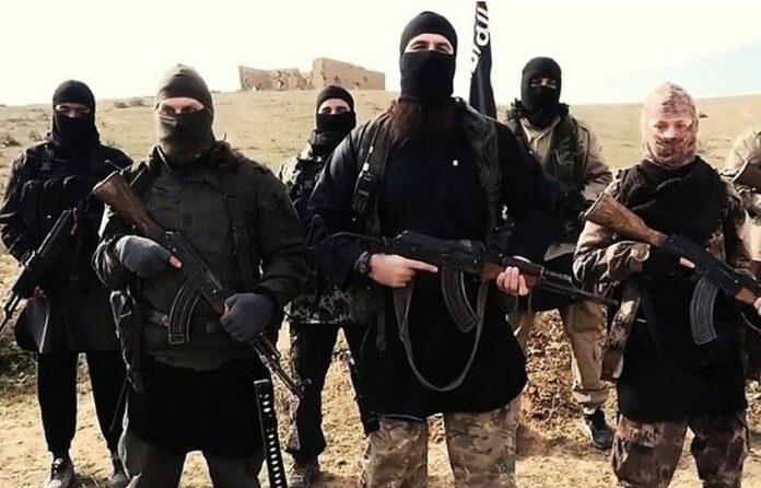 Capture d'écran d'une vidéo de propagande de Daesh. Crédit DR