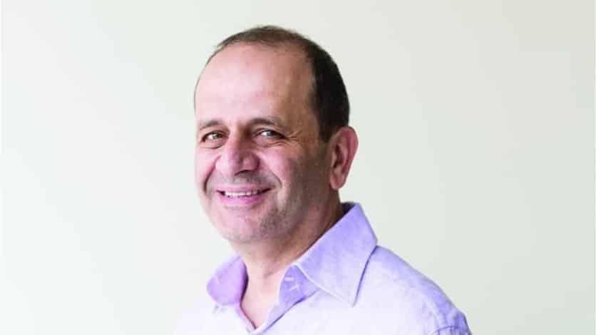 Le Président de la LBCI, Pierre Daher