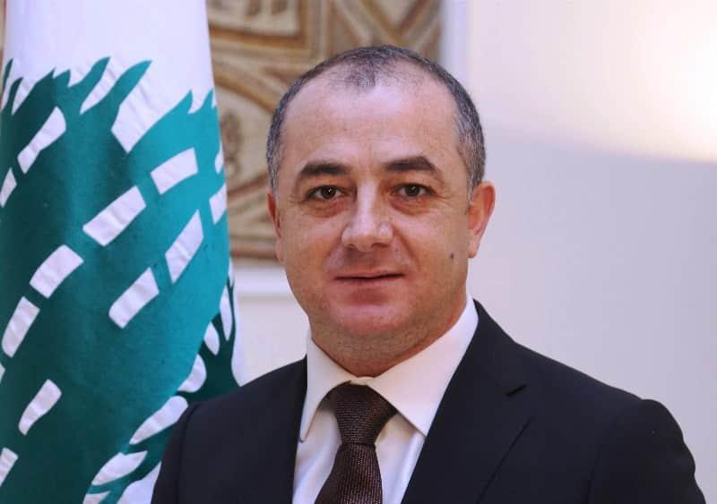 Le Ministre de la Défense Elias Bou Saab
