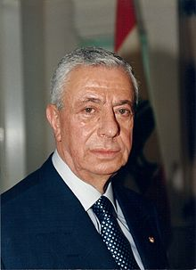 Wikipedia Elias Hraoui