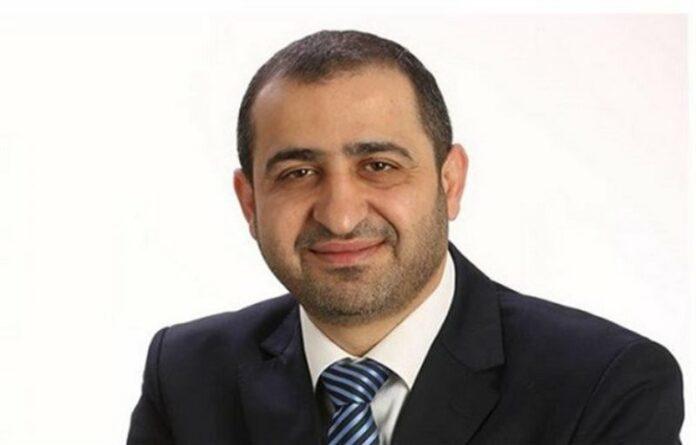 Le Ministre des déplacés Ghassan Atallah. Source Photo: ANI