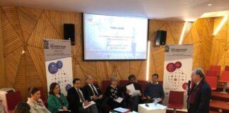 La conférence Migration du Liban et du Moyen Orient organisée par l'AUF à Beit Beirut. Photo: AUF