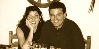 Ramzi Irani et son épouse Jessy.
