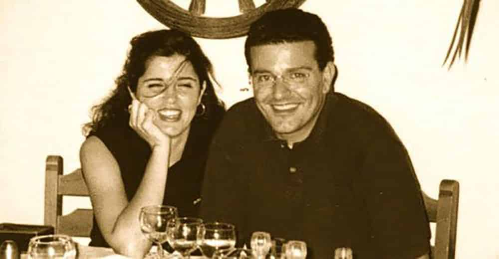 Ramzi Irani and his wife Jessy.