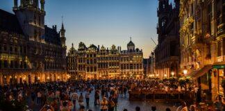 La ville de Bruxelles