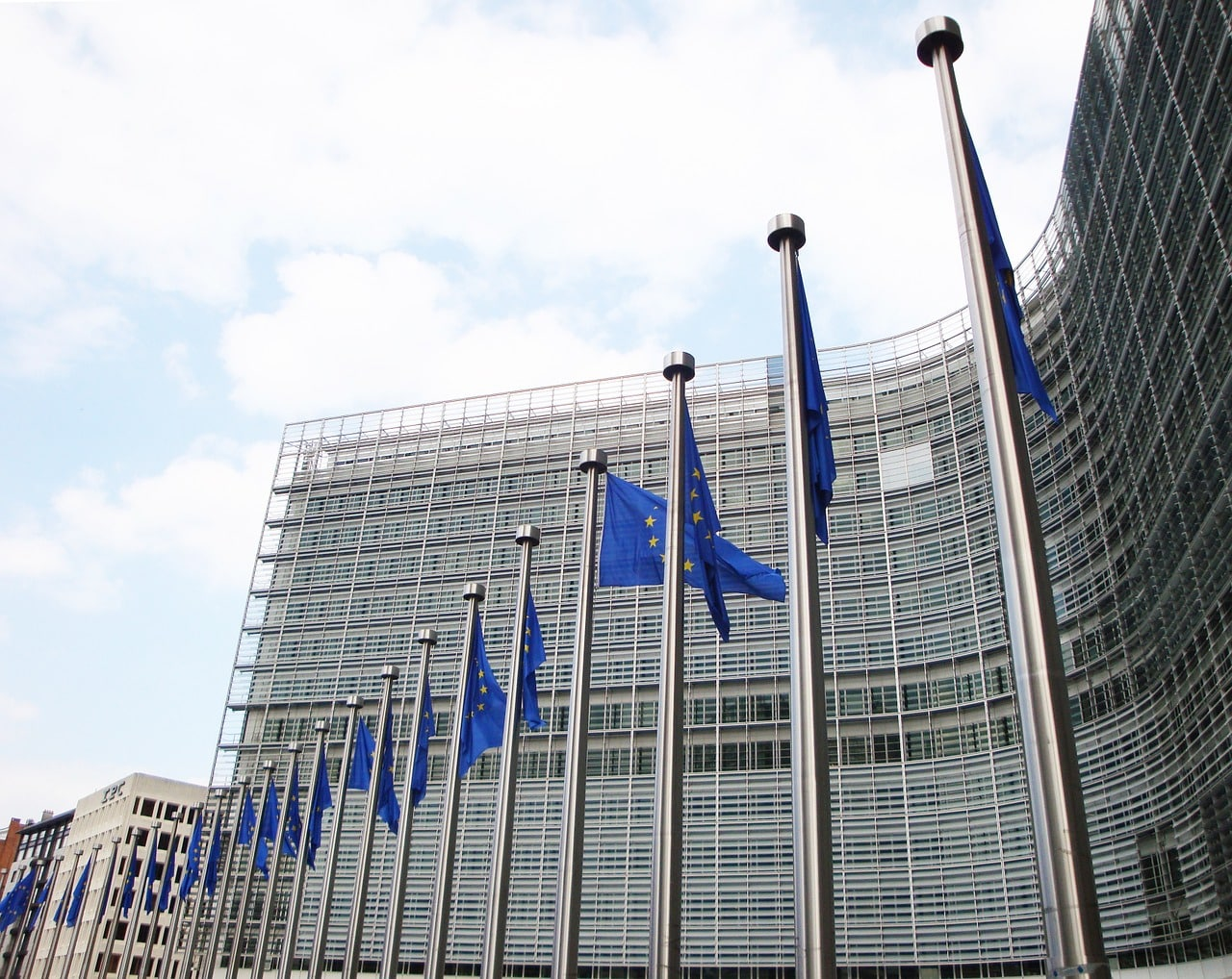 The European Commission in Brussels. Image by Jai79 on Pixabay