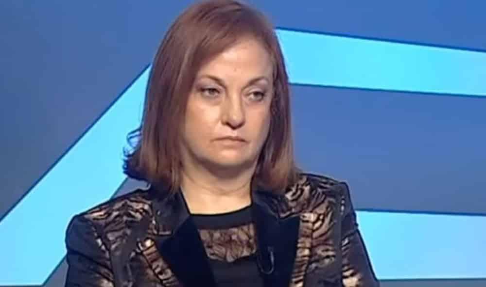 Le Procureur du Mont Liban, Madame le Juge Ghada Aoun. Capture d'écran
