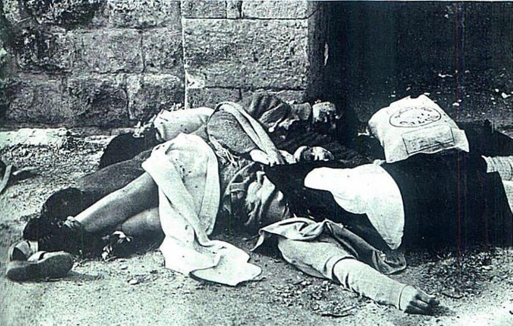 Le massacre de Damour, commis par les palestiniens en 1976