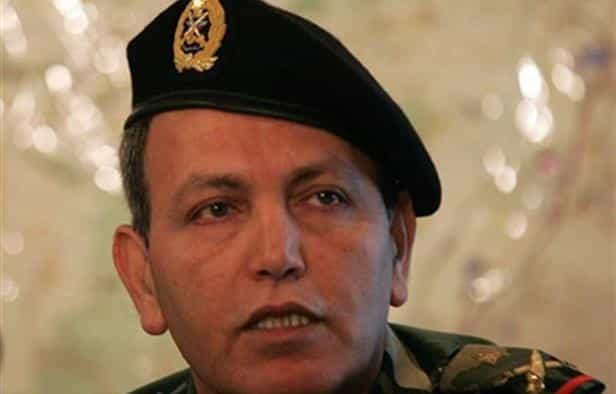 Le Général Hajj qui a été assassiné