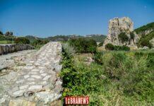 Le château de Mseilleh à Batroun. Crédit Photo: François el Bacha pour Libnanews.com. Tous droits réservés