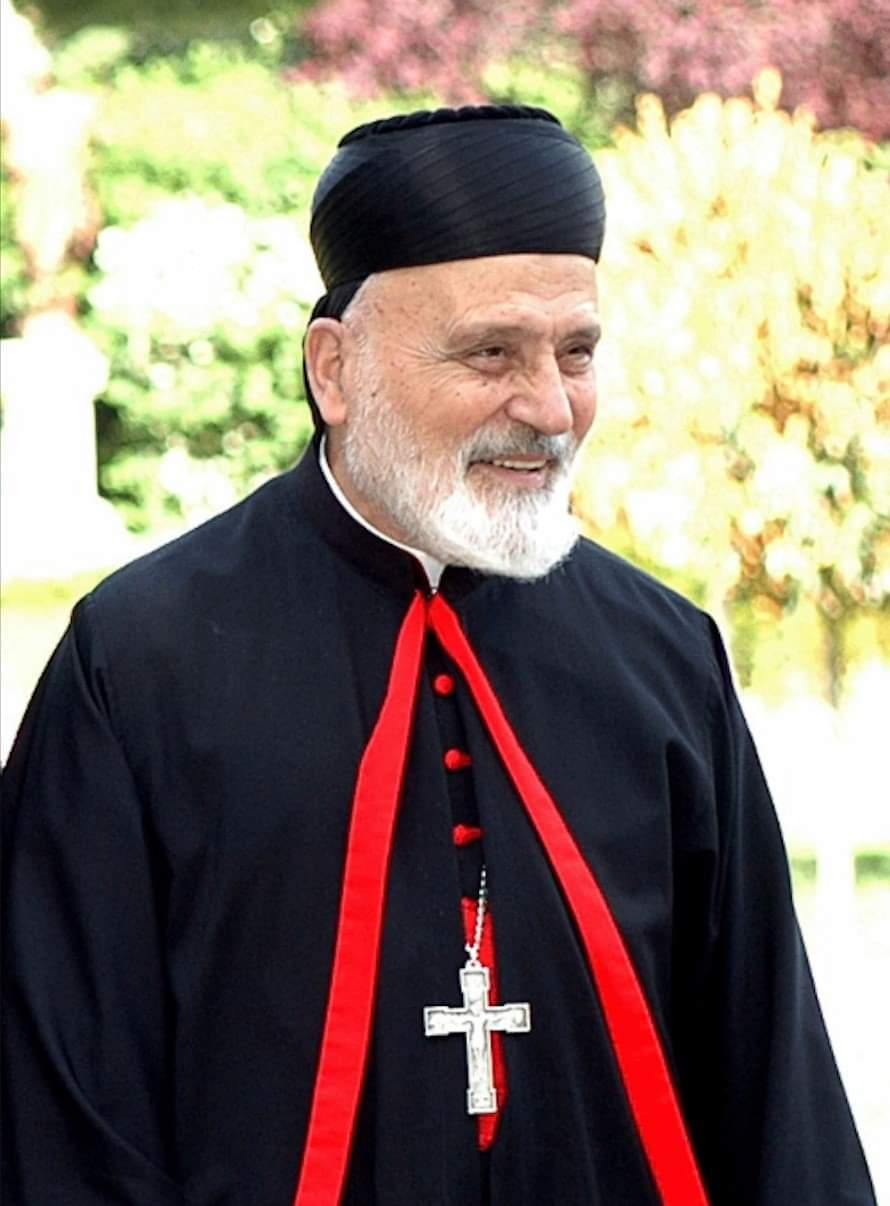 Le patriarche Nasrallah Boutros Sfeir décédé ce dimanche 12 mai 2019. Photographie distribuée par Bkerké.
