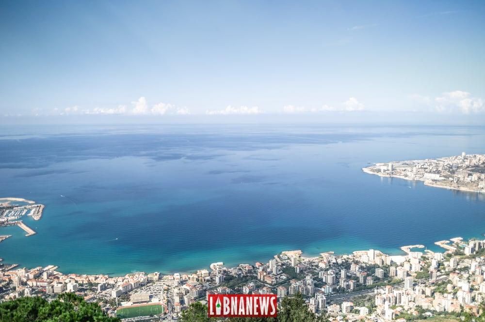 Vue générale sur la baie de Jounieh. Crédit Photo: François el Bacha pour Libnanews.com. Tous droits réservés