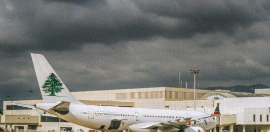 Un avion de la Middle East Airlines (MEA) à l'aéroport international de Beyrouth. Crédit Photo: Libnanews.com