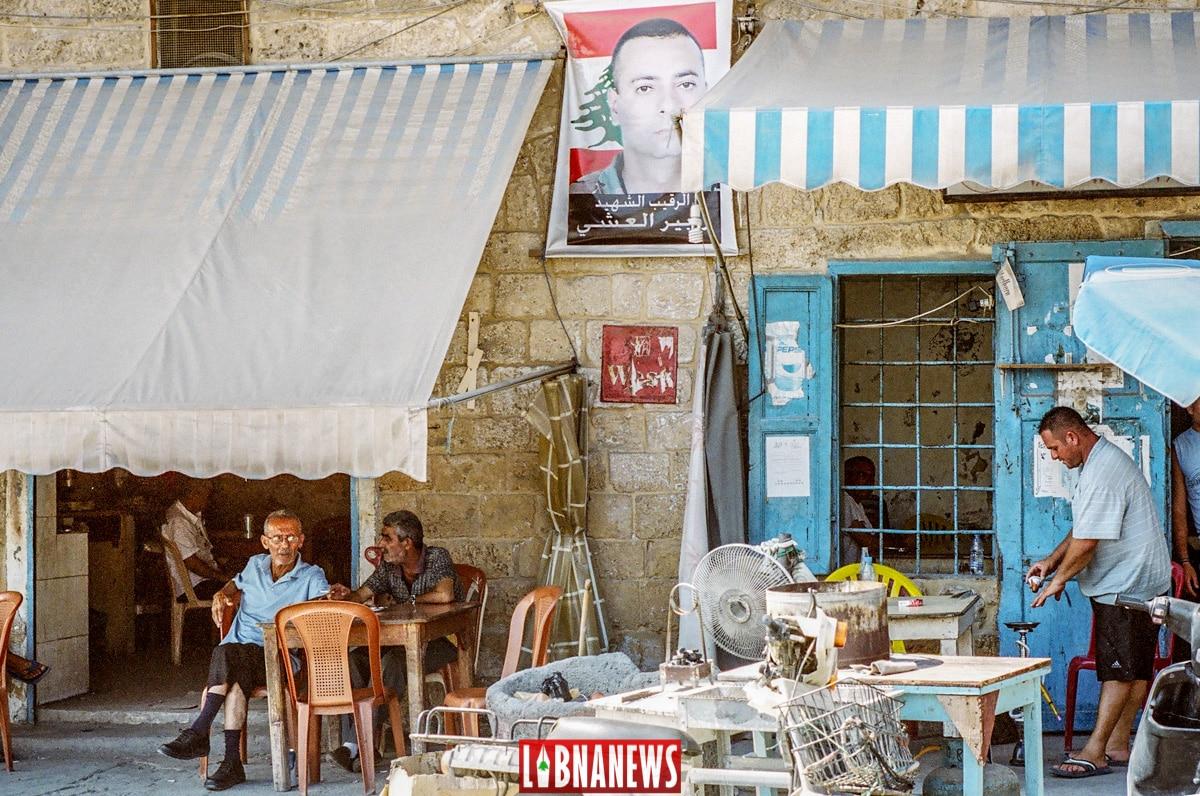 Le port de Tyr au Sud Liban: le bar des pêcheurs. Crédit Photo: François el Bacha pour Libnanews.com. Tous droits réservés.