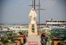 Le port de Tyr maintient une activité traditionnelle de pêche. Crédit Photo: Libnanews.com