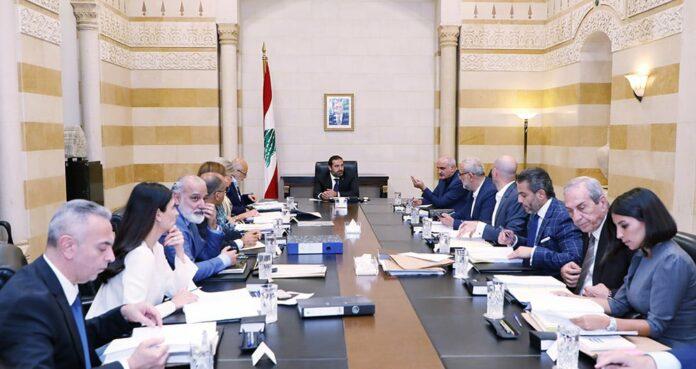 La réunion du Conseil des Ministre ce 27 août 2019. Crédit Photo: Dalati & Nohra
