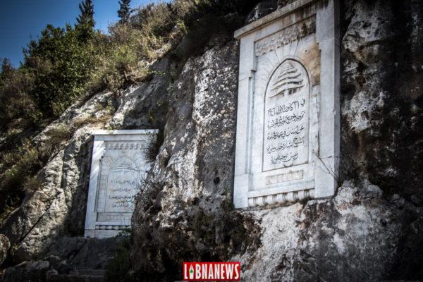 Les stèles de Nahr Kalb (Liban)