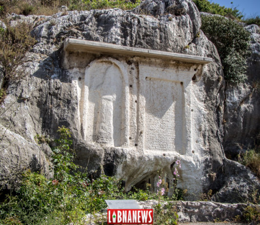 The commemorative stelae of Nahr el-Kalb are a group of over 20 inscriptions and rock reliefs carved into the limestone rocks around the estuary of the Nahr al-Kalb (Dog River) in Lebanon, just north of Beirut. In 2005, the stelae at the river were listed in the #UNESCO Memory of the World initiative. Six cuneiform Neo-Assyrian and Neo-Babylonian inscriptions are known. Follow us on https://libnanews.com, on our facebook page https://www.facebook.com/libanews and instagram @redaction_Libnanews, and tag us on your pictures, the best ones will be reposted. #LiveLoveLebanon #WhatsupLebanon #Libnanews @AmazingLebanon #Lebanon #Heritage #Patrimoine