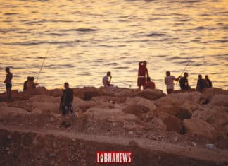 Libnanews Plage Pêche