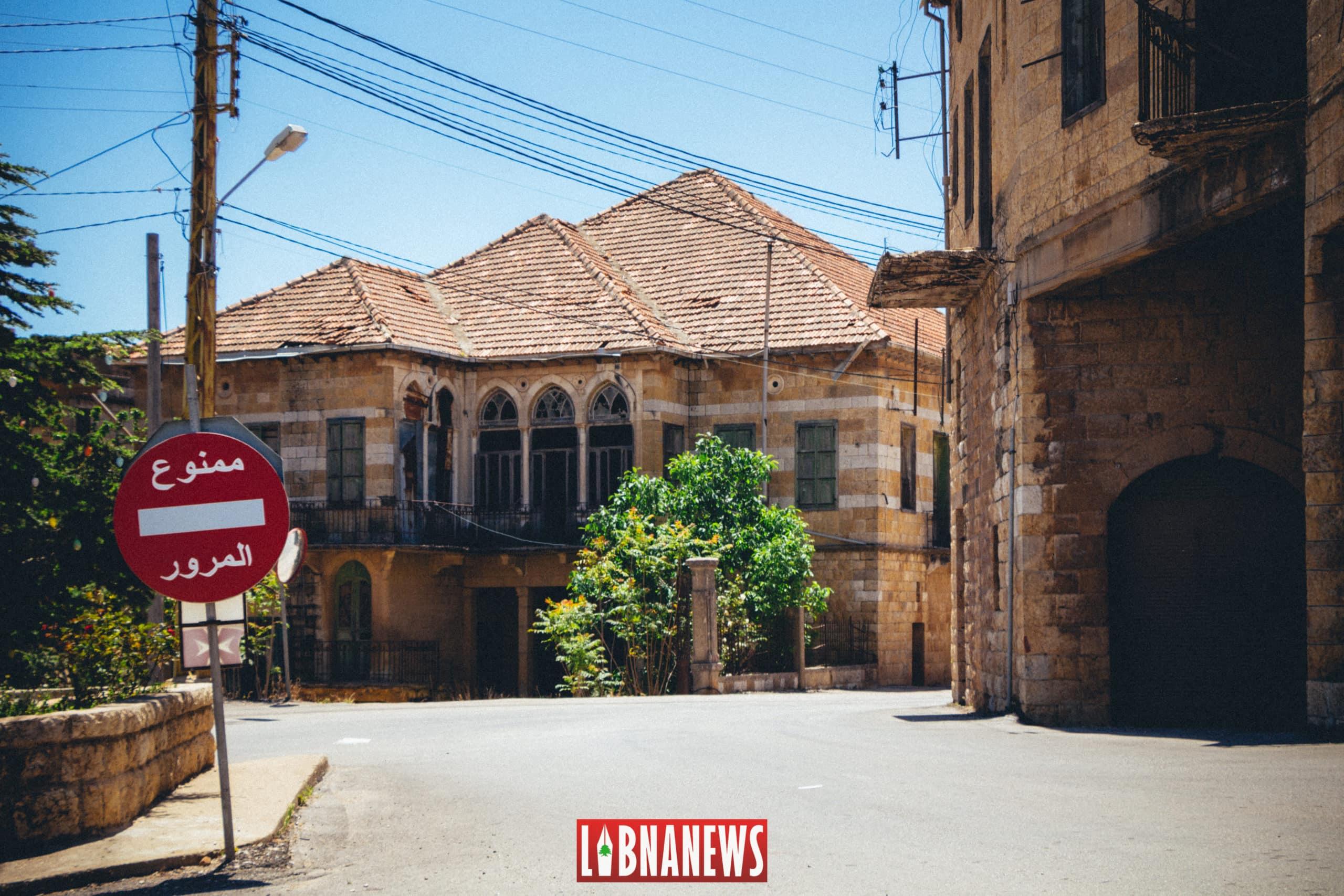 La ville de Marjayoun. Crédit photo: François el Bacha, pour libnanews.com tous droits réservés.