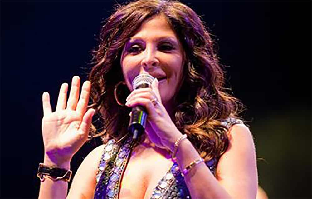 La chanteuse libanaise Elissa. Source Photo: Wikipedia.org