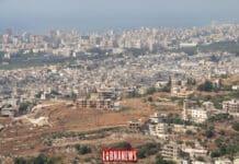 Vue générale sur la ville de Saïda. Crédit photo: Francois el Bacha pour Libnanews.com